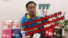 KHẨU TRANG Y TẾ 4D HELLO MASK | Khẩu Trang Hoàn Hảo Duy Nhất Hiện Nay Việt Nam, Khẩu Trang Hàn Quốc